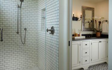 Lykos residential remodel - Bathroom shower