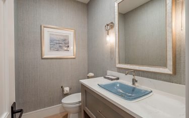 Lykos residential remodel - Bathroom vanity