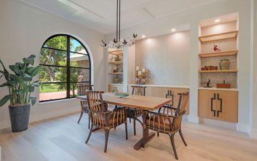 Lykos residential remodel - Dining room