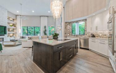 Lykos residential remodel - Kitchen