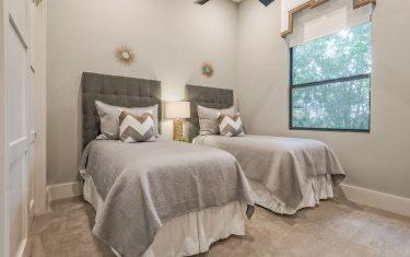 Lykos residential remodel - Guest bedroom