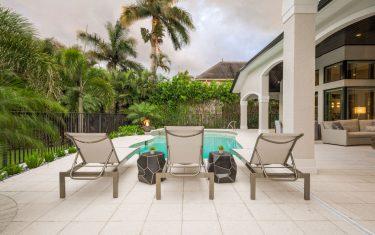 Lykos residential remodel - Outdoor pool