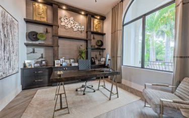 Lykos residential remodel - Office