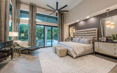 Lykos residential remodel - Master bedroom