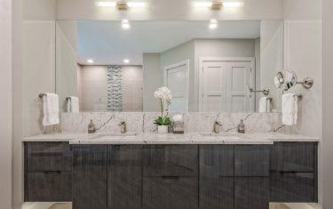 Lykos residential remodel - Master bathroom
